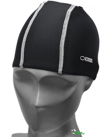 czepek pływacki gWinner Swimming Cap czarny
