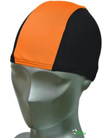 czepek pływacki gWinner Bathing Cap pomarańczowy
