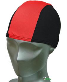 czepek pływacki gWinner Bathing Cap czerwony