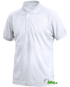 męska koszulka polo Craft Pique biała