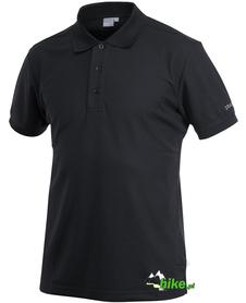 męska koszulka polo Craft Pique czarna