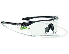 okulary rowerowe Alpina Twist Four Shield VL+ black