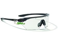 okulary rowerowe Alpina Twist Four Shield VL+ black