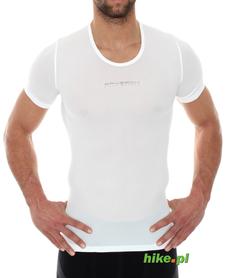 uniwersalna koszulka unisex Brubeck biała