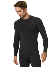 męska koszulka termoaktywna gWinner Top III czarna