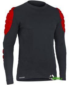 męska koszulka Berkner Protection Action czarna