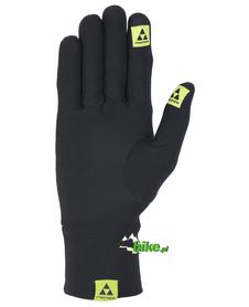 rękawiczki zimowe Fischer Daniel czarne