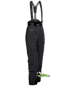 dziewczęce spodnie narciarskie Berkner Laila czarne