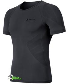 męska koszulka Odlo Evolution Light czarna