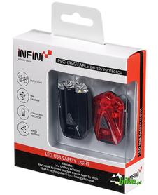 zestaw oświetleniowy Infini Lava Set
