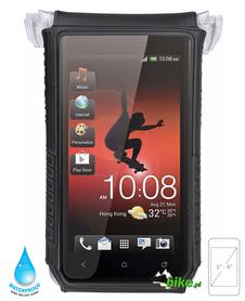 Wodoodporne etui na telefon z uchwytem do roweru Topeak SmartPhone DryBag 4 black