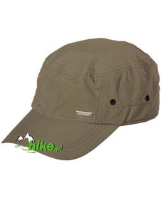 czapka Viking Jumako brązowo-zielona