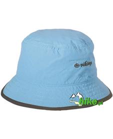 damski kapelusz Viking Mika błękitny