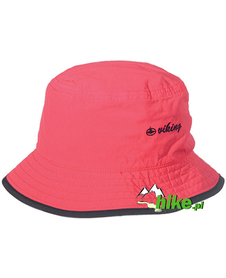 damski kapelusz Viking Mika różowy