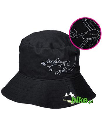 damski kapelusz Viking Natasha czarny