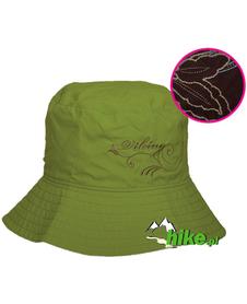 damski kapelusz Viking Natasha zielony