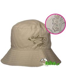 damski kapelusz Viking Natasha beżowy