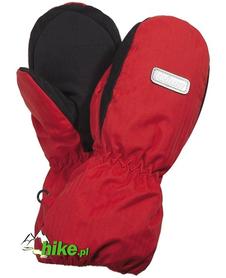dziecięce rękawiczki Reima Vaellus czerwone