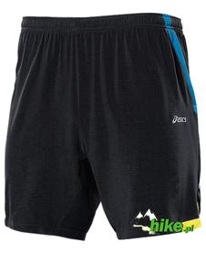 męskie szorty do biegania Asics Woven Short 7 czarne