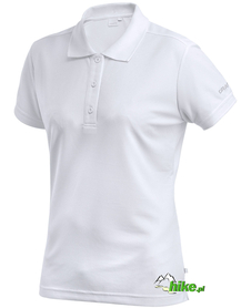 damska koszulka Craft Polo Shirt pique Classic biała