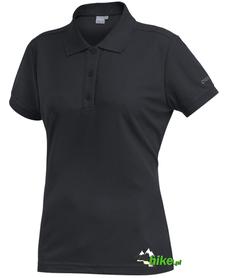 damska koszulka Craft Polo Shirt pique Classic czarna SS16