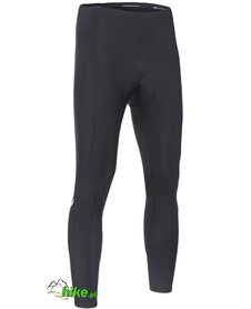 męskie spodnie kolarskie Berkner Lex czarne