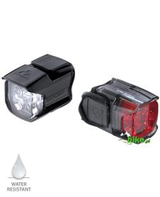 zestaw lamp rowerowych Topeak WhiteLite Race i RedLite Race Combo