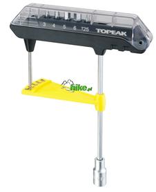 klucz Topeak ComboTorq Wrench & Bit Set