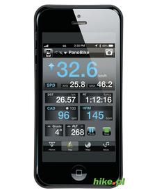 uchwyt rowerowy na telefon iPhone 5/5S Topeak Ride Case czarny