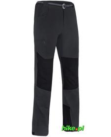 męskie spodnie trekkingowe Milo Tacul czarne