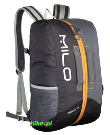 plecak Milo Directe 30 szary/żółty