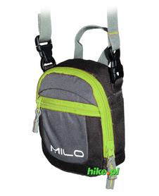 torebka na ramię Milo Ocus szara/zielony