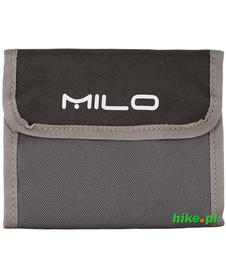 portfel Milo Nexo szary