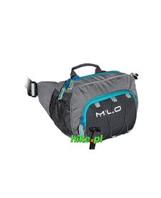 torebka biodrowa Milo Jonnie Walker szara/niebieska