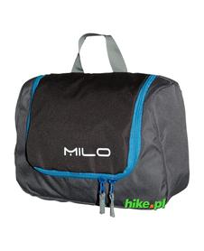 kosmetyczka Milo Base szara/niebieska