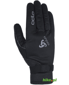 rękawiczki Odlo Gloves Elements Windproof czarne