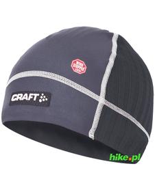 czapka z wiatroszczelnym przodem Craft Extreme Skull Hat WS czarna