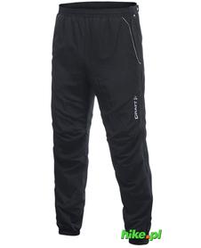 męskie spodnie do narciarstwa biegowego Craft Touring Pants czarne