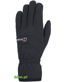 męskie rękawice Berghaus Elements Glove czarne