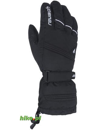 męskie rękawice narciarskie Reusch Desmond czarne