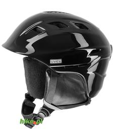 damski kask narciarski Uvex Comanche 2 Pure czarny