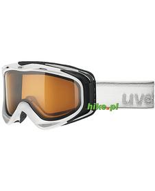 gogle narciarskie Uvex G.Gl 300 Polavision białe