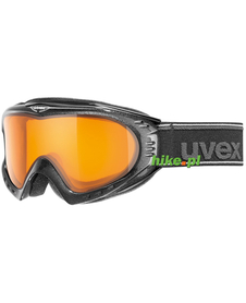 gogle narciarskie Uvex F2 Polavision czarne matowe