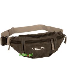 torebka biodrowa Milo Coala ciemno-szara