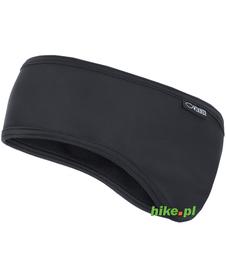opaska z membraną gWinner Headband Serie T WARMline Membrane Texiron czarna