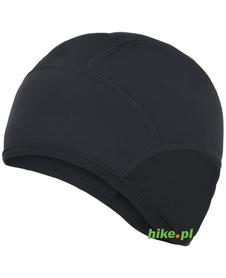 czapka gWinner Windproof Cap Serie T WARMline Membrane Texiron czarna