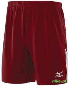 męskie szorty na halę Mizuno Trad Shorts 352 czerwone