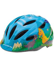 dziecięcy kask rowerowy Alpina Gamma 2.0 dinos