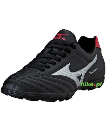 buty piłkarskie Mizuno Fortuna 4 AS czarno-srebrne