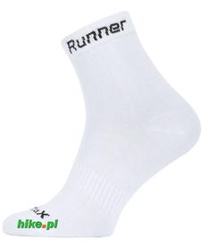 skarpety do biegania Filmar Expansive Runner białe